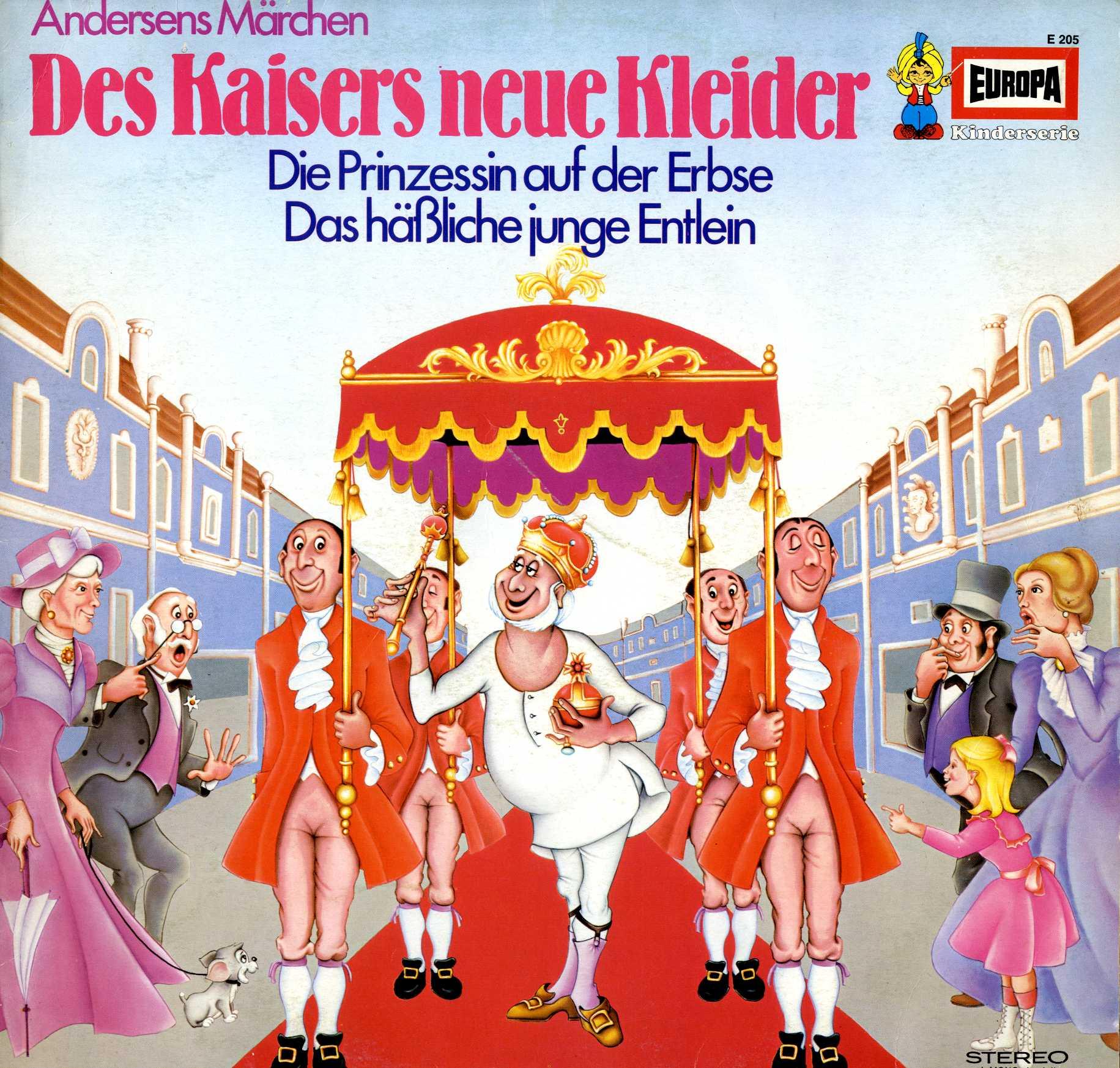Andersens-Märchen-Vorderseite