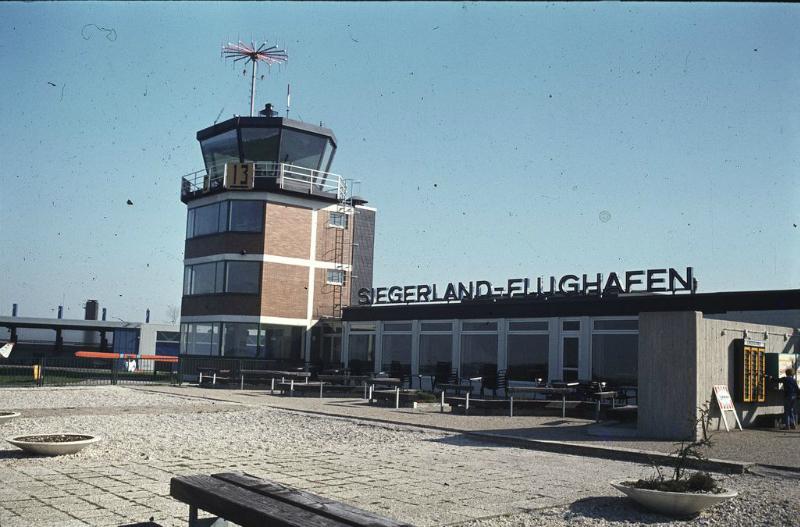 Der Siegerlandflughafen