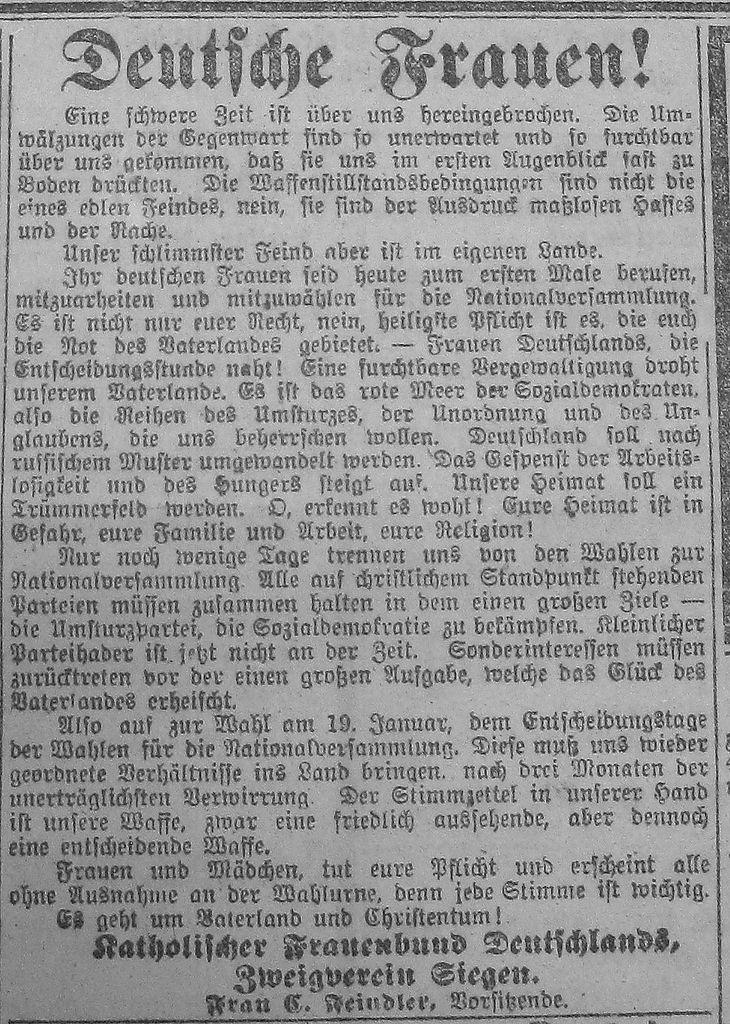 WahlkampfFrauen191191910