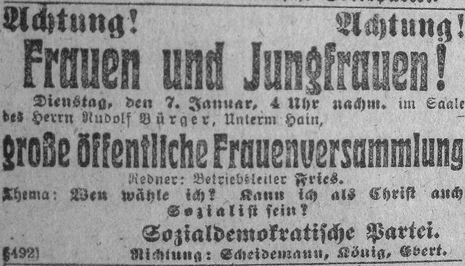 WahlkampfFrauen19119195
