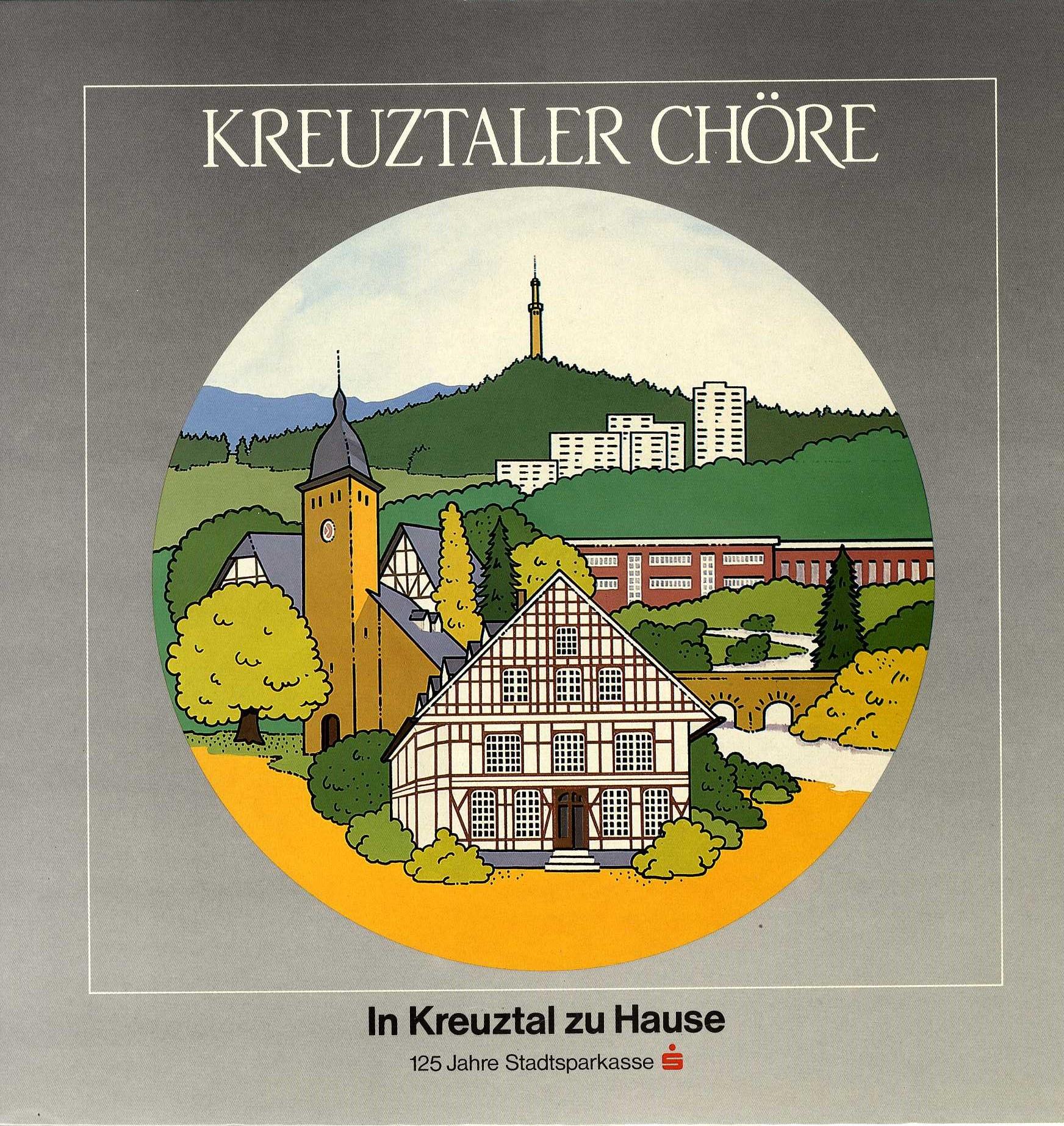 Kreuztaler-Chöre-Vorderseite