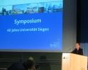 Rektor Prof. Dr. Holger Burckhart