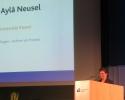 Festrednerin Prof. Dr. Aylâ Neusel