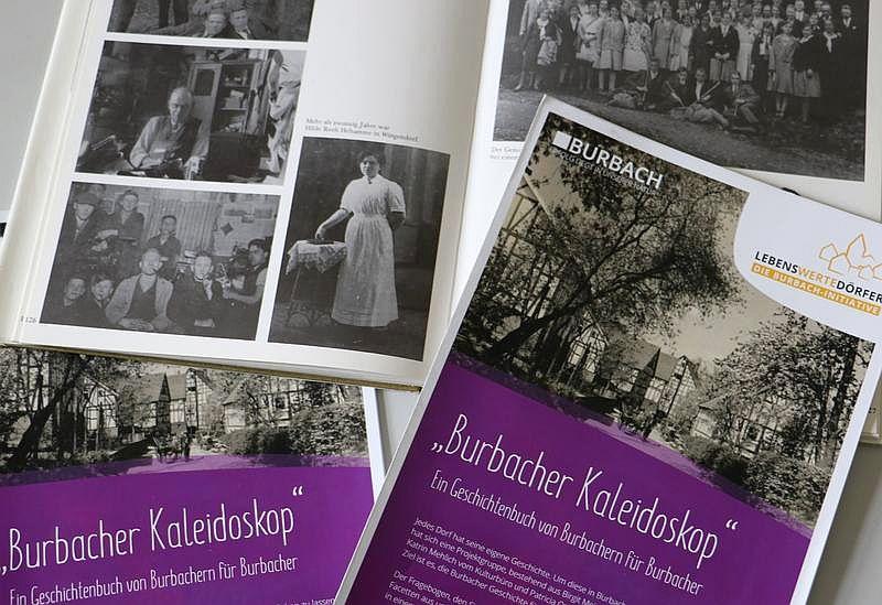 Einen kleinen Fragebogen haben alle Burbacher Haushalte erhalten. Aus den Geschichten soll ein Buch passend zum 800-jährigen Jubiläum der Gemeinde im Jahr 2019 entstehen. © Gemeinde Burbach